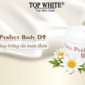 """Tiết lộ 4 ưu điểm hút """"ngàn like"""" của kem dưỡng Top White D9"""