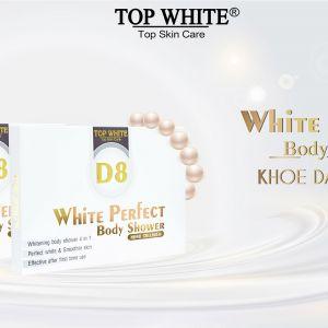 Bột ngọc trai - Dưỡng chất tạo nên sự khác biệt của Top White D8