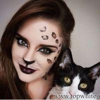 5 cách trang điểm ngày Halloween đơn giản mà đẹp