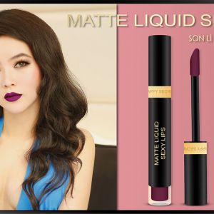 Nghệ thuật ghen với Matte Liquid Sexy Lips Jealous Love