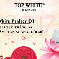 White Perfect D1 – Rời xa thâm nám, vui đón xuân sang