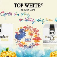 Vì sao nên chọn bộ đôi chăm sóc da toàn thân Top White D8+D9 cho xuân 2017