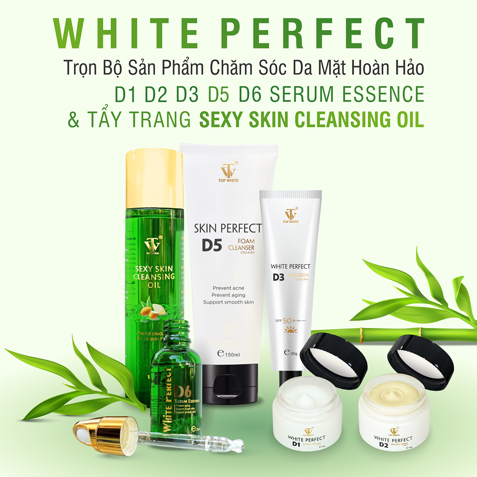 Kem chống nắng White Perfect D3