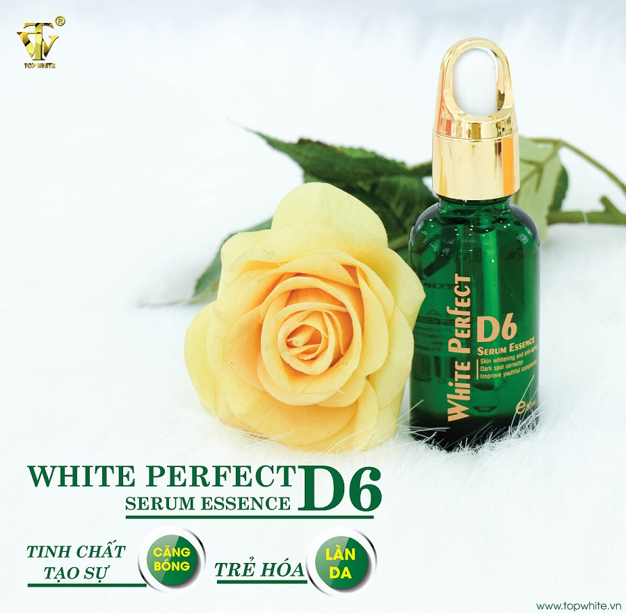 Mã vạch 8936097440066 -Serum tạo sự căng bóng chống lão hóa da white perfect d5