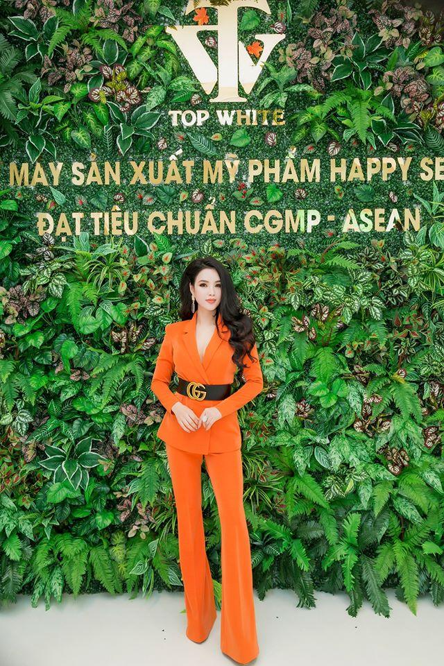 CEO Top White Cao Thị Thùy Dung