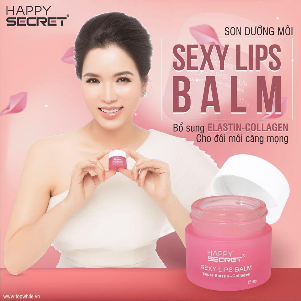 Son dưỡng môi căng mọng Sexy Lips Balm