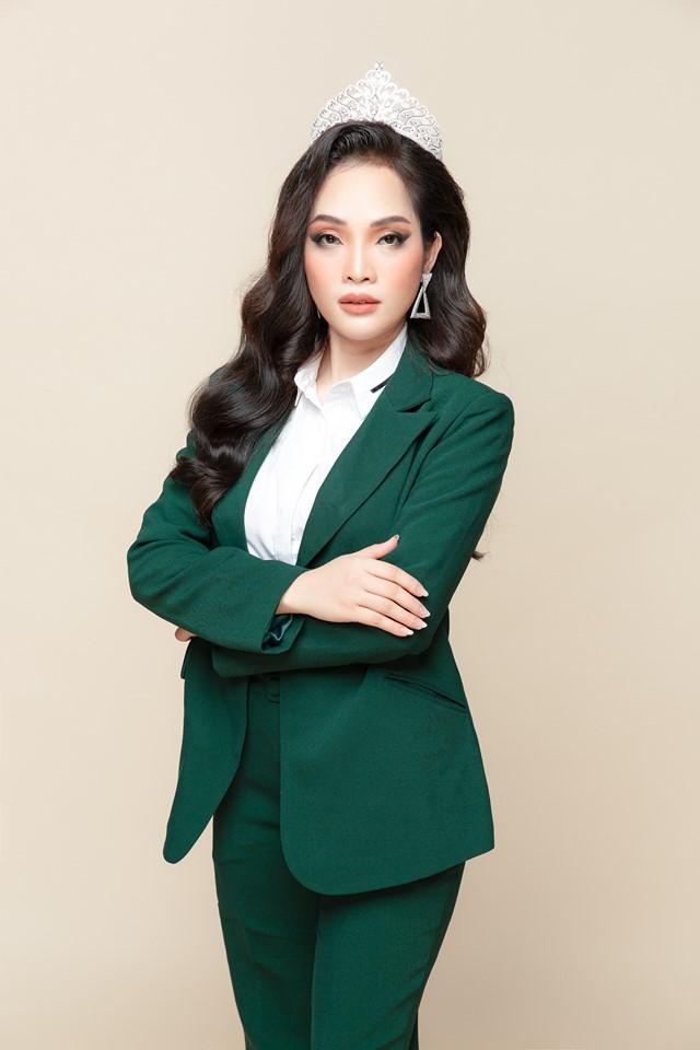 Nhà phân phối Kim Liên đang hướng tới hình ảnh nữ doanh nhân thành đạt