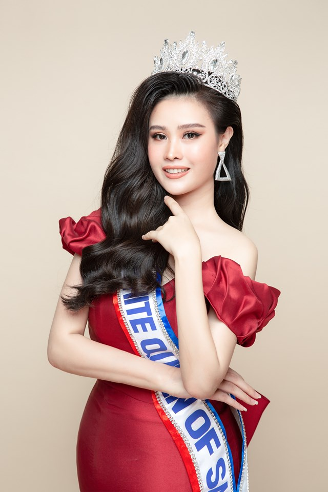 Vũ Thị Kim Linh hướng tới hình ảnh nữ doanh nhân chuyên nghiệp và thành đạt