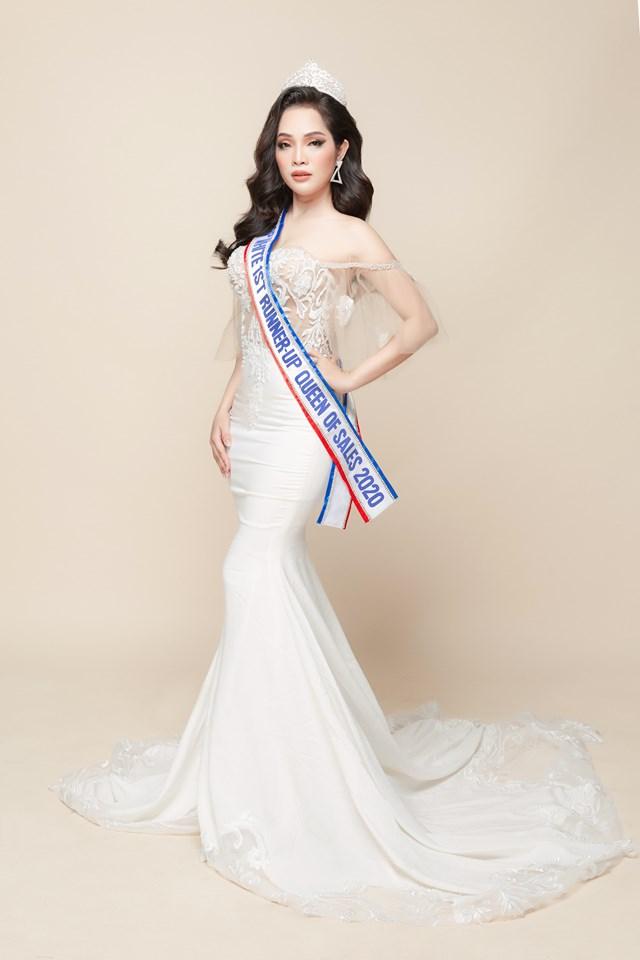 Nhờ Top White, nhà phân phối Kim Liên ngày càng xinh đẹp và thành công hơn